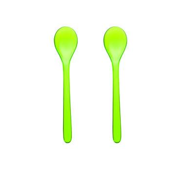 Koziol - Rio - 2 łyżeczki - długość: 13,4 cm