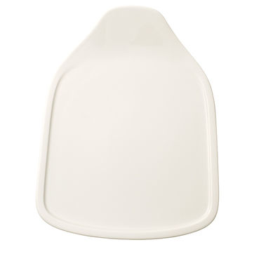 Villeroy & Boch - Pizza Passion - talerz do pizzy - wymiary: 25 x 20 cm