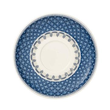 Villeroy & Boch - Casale Blu - spodek do filiżanek do kawy i herbaty - średnica: 16 cm
