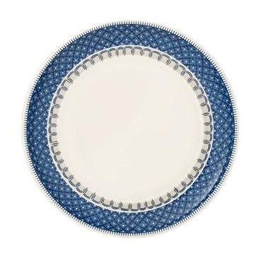 Villeroy & Boch - Casale Blu - talerz płaski - średnica: 27 cm