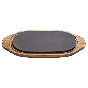Villeroy & Boch - BBQ Passion - kamień termiczny - wymiary: 31,5 x 21 cm