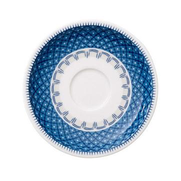 Villeroy & Boch - Casale Blu - spodek do filiżanki do espresso - średnica: 12 cm