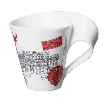 Villeroy & Boch - New Wave Caffe Wiedeń - kubek - pojemność: 0,3 l