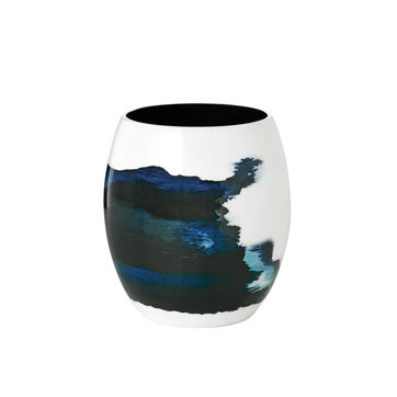 Stelton - Stockholm aquatic - wazon - wysokość: 17,8 cm