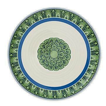 Villeroy & Boch - Casale Blu Bella - talerz sałatkowy - średnica: 22 cm