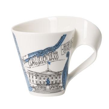 Villeroy & Boch - New Wave Caffe Oslo - kubek - pojemność: 0,3 l