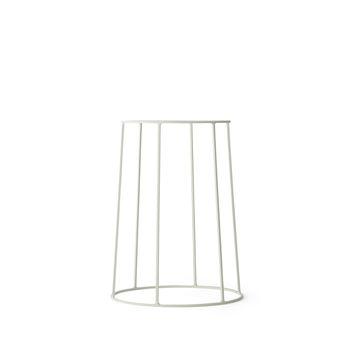 Menu - Wire - podstawa pod donicę lub lampion - wysokość: 40 cm