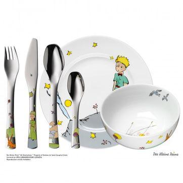 WMF - Mały Książę - zestaw obiadowy dla dzieci - 6 elementów