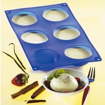 Lurch - FlexiProfi - ciasteczka półkule - na 6 sztuk