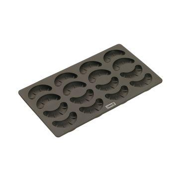 Lurch - FlexiForm - forma na mini rogaliki - wymiary: 30 x 17 cm