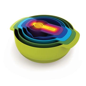 Joseph Joseph - Nest - zestaw misek i miarek kuchennych - 9 elementów