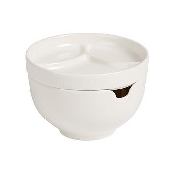 Villeroy & Boch - Soup Passion - miska na zupę z pokrywką - średnica: 13 cm