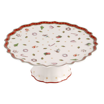 Villeroy & Boch - Toy's Delight - patera na ciasto - średnica: 21 cm