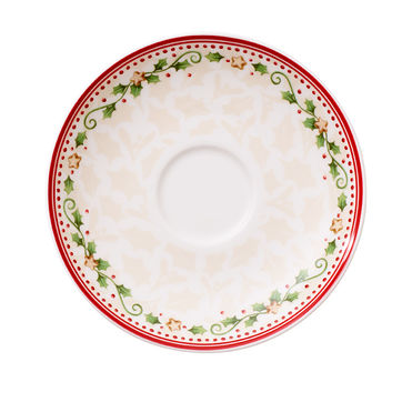 Villeroy & Boch - Winter Bakery Delight - spodek do filiżanki do kawy - średnica: 14 cm