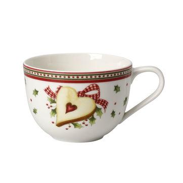 Villeroy & Boch - Winter Bakery Delight - filiżanka do kawy - pojemność: 0,23 l