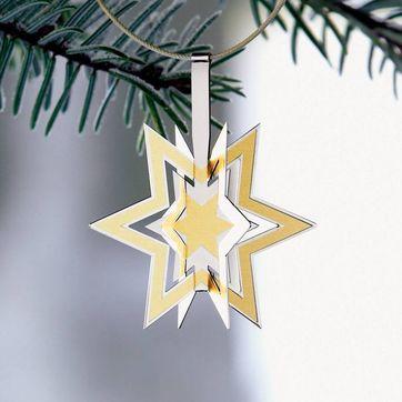 Menu - Christmas Charm - gwiazdka - średnica: 6 cm