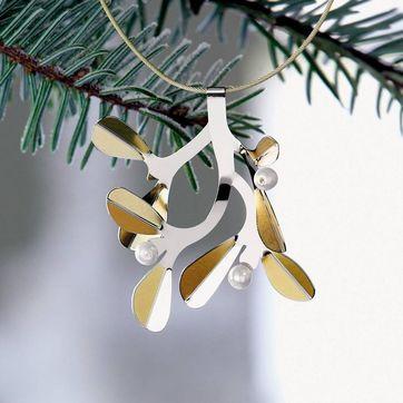 Menu - Christmas Charm - jemioła