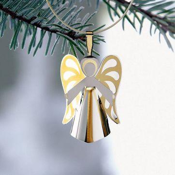 Menu - Christmas Charm - aniołek