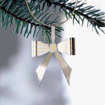 Menu - Christmas Charm - kokardka