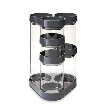 Joseph Joseph - Food Store - zestaw pojemników na przyprawy - 6 sztuk