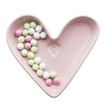 Sagaform - Heart - miska na przekąski - średnica: 21 cm