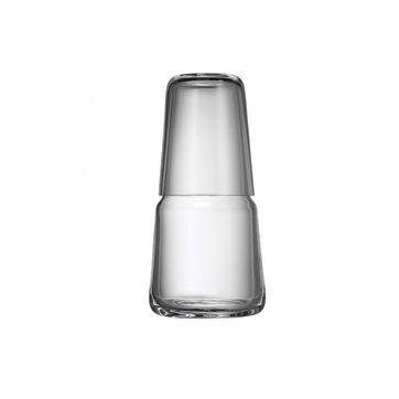 WMF - Basic - karafka i szklanka do wody - pojemność: 0,7 i 0,3 l