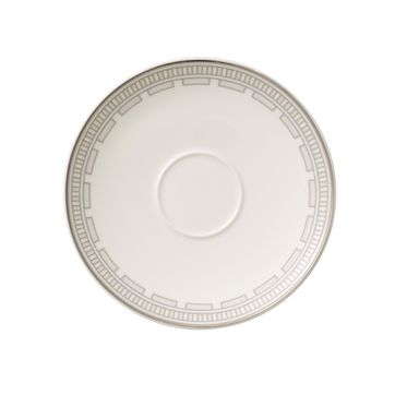 Villeroy & Boch - La Classica Contura - spodek pod filiżankę do herbaty - średnica: 15 cm