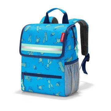 Reisenthel - backpack kids - plecak - wymiary: 21 x 28 x 12 cm