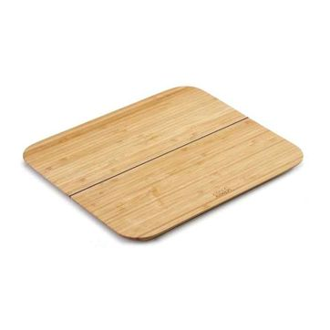 Joseph Joseph - Chop2Pot - składana deska do krojenia - bambusowa