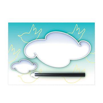 A di Alessi - Birds & Clouds - zestaw do sushi