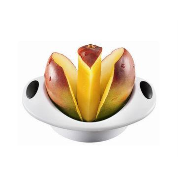 Moha - krajacz do mango - wymiary: 17 x 14,5 cm
