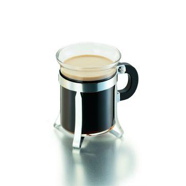 Bodum - Chambord - szklanka do kawy lub herbaty - pojemność: 0,2 l