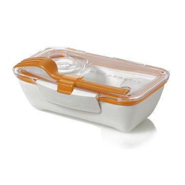 Black Blum - Bento Box - pojemnik na lunch z widelcem - wymiary: 19 x 12 x 5,5 cm