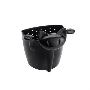 Koziol - Mimmi - zaparzacz do herbaty - wymiary: 7,7 x 7,8 x 6,4 cm