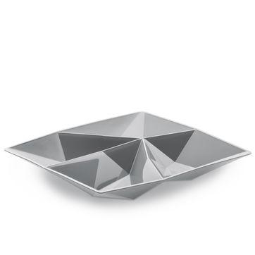 Koziol - Kant - miska na przekąski - wymiary: 21 x 21 cm