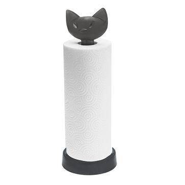 Koziol - Miaou - stojak na ręczniki papierowe - wysokość: 37 cm