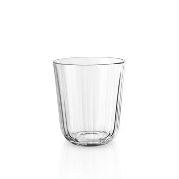 Eva Solo - Facet - 6 szklanek - pojemność: 0,25 l