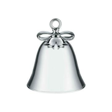 Alessi - Dressed for X-mas - zawieszka dzwonek - wysokość: 10 cm