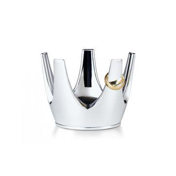Philippi - Crown - stojak-pudełko na biżuterię - wysokość: 7,5 cm
