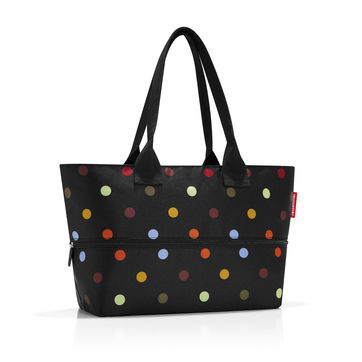 Reisenthel - shopper e1 - torba z regulacją objętości - wymiary: 50 x 16,5 x 28-35,5 cm