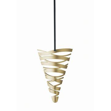 Stelton - Tangle - zawieszka trójkąt - wysokość: 13,5 cm