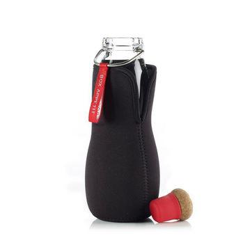Black Blum - Eau Good - butelka na wodę w pokrowcu z węglowym filtrem - pojemność: 0,6 l