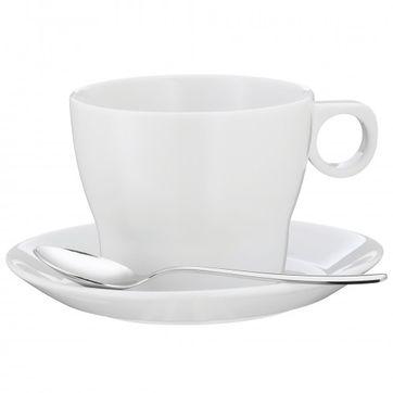 WMF - Barista - filiżanka do kawy z łyżeczką - pojemność: 225 ml