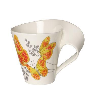Villeroy & Boch - New Wave Caffe Orange washed sulphur - kubek - pojemność: 0,3 l