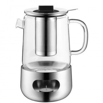 WMF - SensiTea - zaparzacz do herbaty z podgrzewaczem - pojemność: 1,3 l