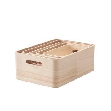 RIG-TIG - Save it - zestaw 5 pudełek do przechowywania
