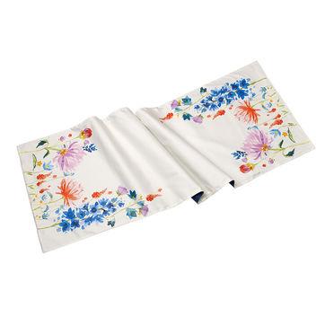 Villeroy & Boch - Textil Accessoires Anmut Flowers - bieżnik - wymiary: 50 x 150 cm
