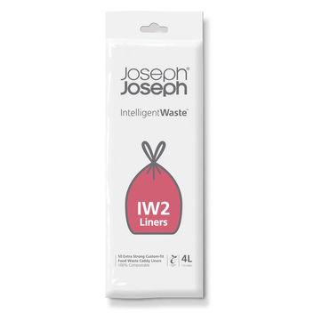 Joseph Joseph - Intelligent Waste - worki do kompostownika - 50 sztuk