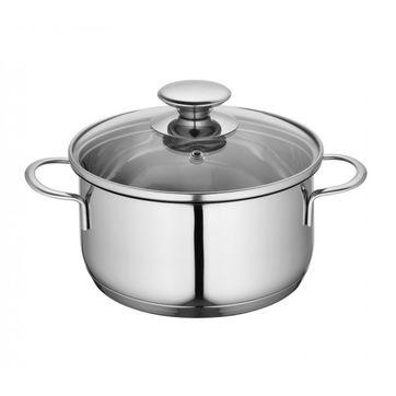 Küchenprofi - garnek - pojemność: 1,25 l; średnica: 16 cm