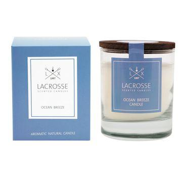 Lacrosse - świeca zapachowa - bryza - czas palenia: do 40 godzin